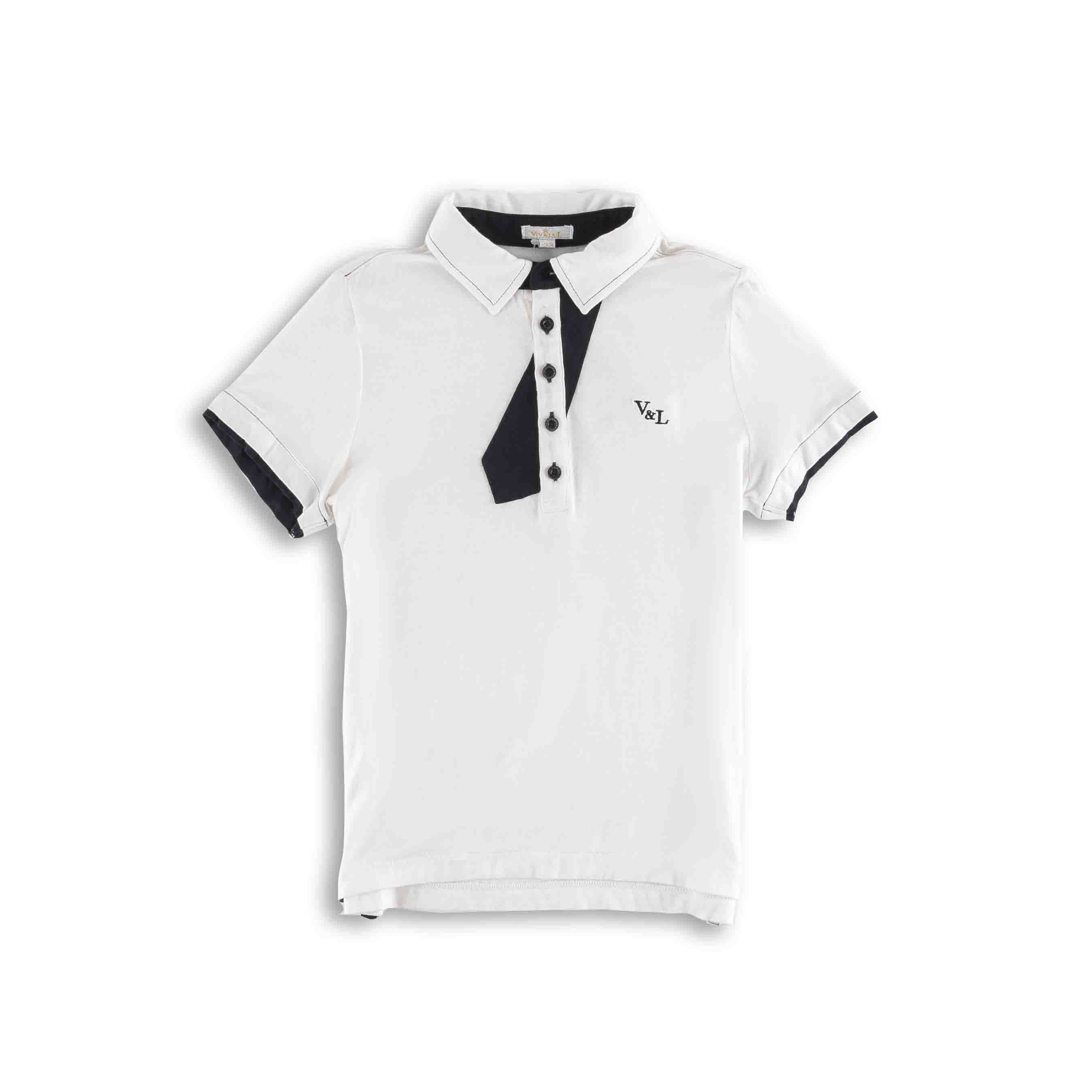 VIV & LUL Boy's Polo Shirt