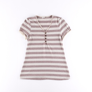 Short Sleeve Stripe T-shirt