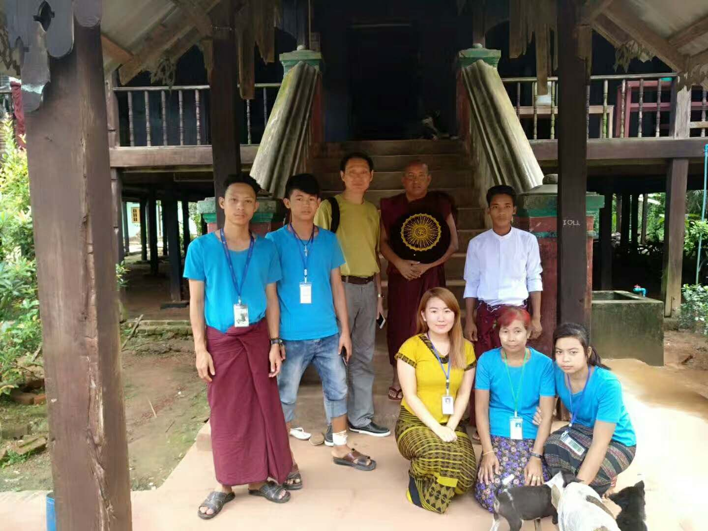 Monthly Welldoing in Myanmar